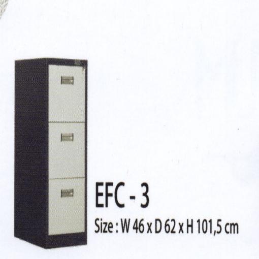 Jual Filling Cabinet Emporium EFC-3 Murah Di Surabaya