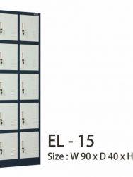 Jual Loker Emporium EL-15 Murah Di Surabaya
