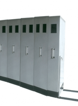 Mobile File Manual System VIP MFA-10BS225(50 Comp)