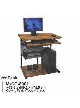 Meja komputer Expo MCD – 8001