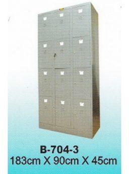 Jual Locker Brother Type B-704-3 Murah