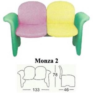 JUal Sofa Kantor Subaru Monurabayaza 2 Murah Di S