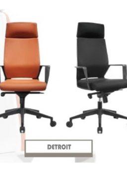 Kursi Kantor Carrera Type Detroit II